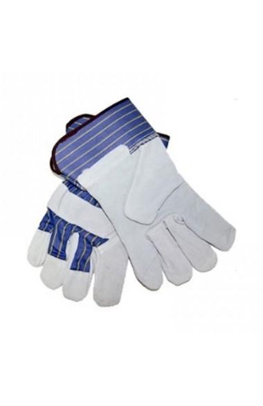 Перчатки комбинированные со спилком  WorKer Арт.2115