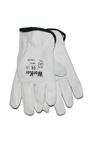 Перчатки кожаные WorKer Арт.2201